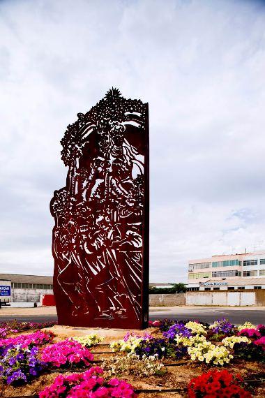 CM Loule - Escultura Miguel Cheta - 2