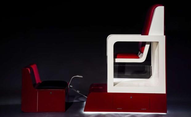 Cadeira engraxador - Colombo - 1