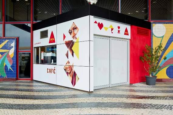 Delta Café - 1