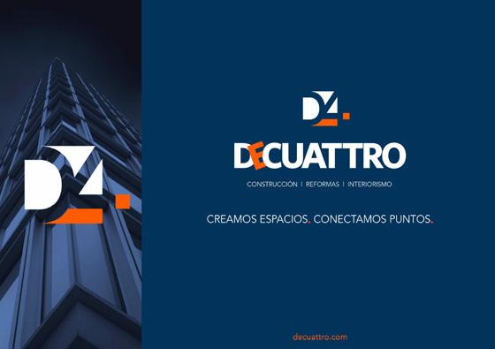 Catálogo DECUATTRO