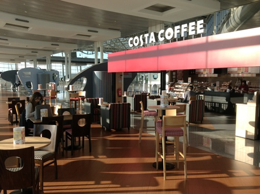 Costa Coffee - 1